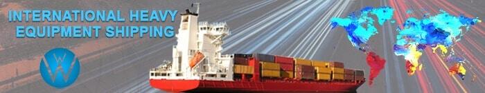 International Heavy Equipment Shipping Company, International Heavy Equipment Transport Company heavy equipment transport