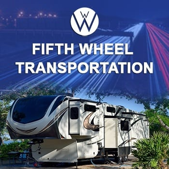 5th wheel moving service, Fifth Wheel Transportation, we will transport it fifth wheel transportation