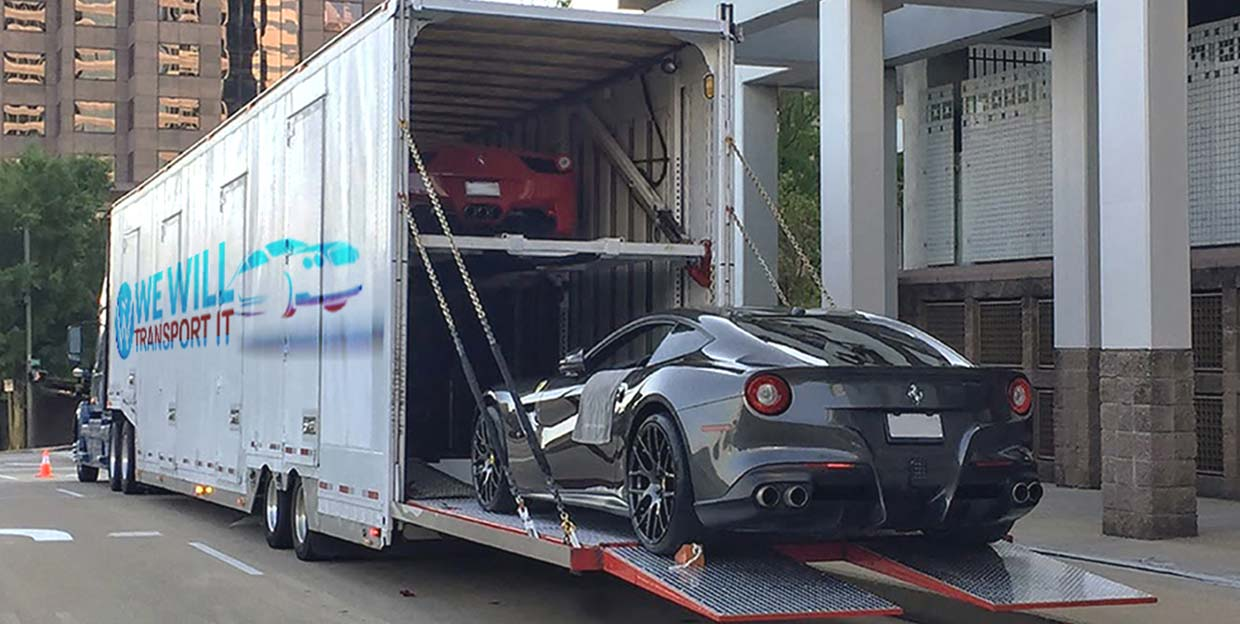 Car Shipping Company vehicle transport