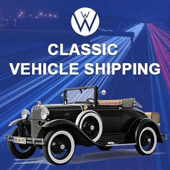 Shipping Classic Vehicles, we will transport it shipping classic vehicles