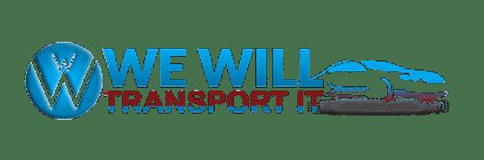 We Will Transport It Logo